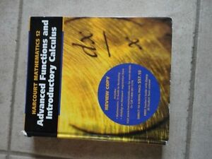 Grade 11 and 12 mathematics and science textbooks for sale London Ontario image 2