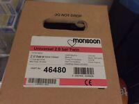 Stuart Turner Monsoon 2.0 Bar Twin Impeller Universal Shower Pump - 46480