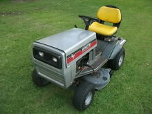 White ride on LAWNMOWER Medowie Port Stephens Area Preview