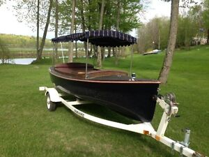 Electric Boat for sale or exchange