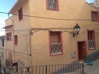 HOUSE IN CENTER OF MORATALLA VILLAGE, MURCIA, SPAIN