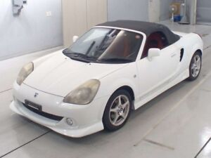 2002 Toyota MR-2 Spyder Right Hand Drive