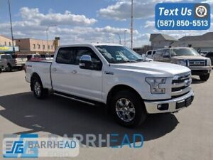 2015 Ford F-150 Lariat LEATHER HEAT SEATS 5L V8 SUPERCREW