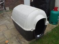 Dog Kennel - Plastic Kenny Style Large Size