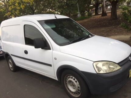 Holden Combo 2007 - great condition