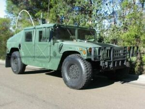 1999 Hummer H1 HUMVEE HUMMER Military Blue Wagon Roselands Canterbury Area Preview