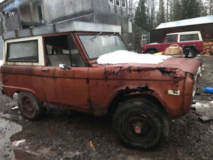 wanted: 66-77 Ford Bronco