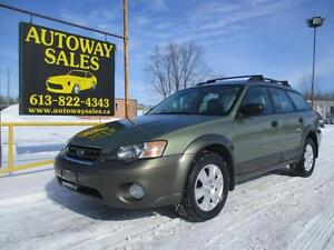 2005 Subaru Outback * Great condition in and out!