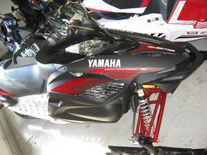 New 2015 Yamaha Vector LTX snowmobile
