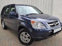 Honda CR-V 2.0 i-VTEC SE Sport ....Simply fabulous for year....and with a fresh MOT....Drives A1