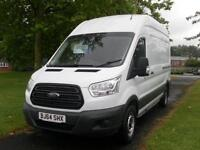 64 REG FORD TRANSIT LWB 350 HIGH ROOF (NEW SHAPE) 51,000 MILES (FSH