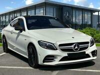 2020 Mercedes-Benz C Class C43 4Matic Premium Plus 2Dr 9G-Tronic Auto Coupe Petr