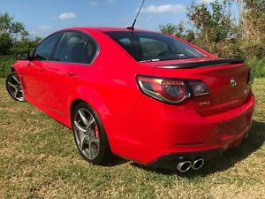 2015 Holden Special Vehicles Clubsport GEN-F MY15 R8 Red 6 Speed Sports Automatic Sedan Mackay Mackay City Preview