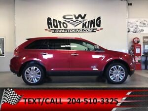22009 Lincoln MKX / All Wheel / Heated Leather / Panoramic Roof