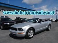 2005 Ford Mustang V6 4.0l 6CYL 5SPD AUTO #1101