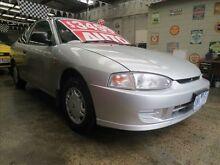1997 Mitsubishi Lancer CE GLi Silver 4 Speed Automatic Coupe Mordialloc Kingston Area Preview