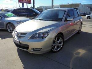 2007 Mazda 3 BK1032 SP23 Silver 5 Speed Automatic Hatchback Granville Parramatta Area Preview