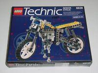 technical lego 8838, shock cycle