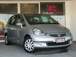 2007 Honda Jazz GD GLi Silver 5 Speed Manual Hatchback Brendale Pine Rivers Area Preview