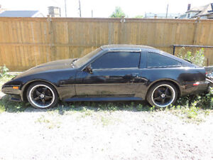 1986 Nissan 300zx turbo with extras