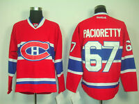 BRAND NEW MAX PACIORETTY MONTREAL CANADIENS RBK JERSEY S/M