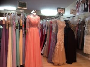 Grad/Prom/Evening Dress/New Styles Lower Prices in Edmonton!