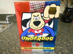 Underdog 3 DVD Pack Kingston Kingston Area image 1