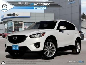 2015 Mazda CX-5 GT - LEATHER-