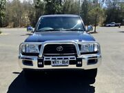 2002 Toyota Landcruiser FZJ105R GXL Blue 4 Speed Automatic Wagon Mile End South West Torrens Area Preview