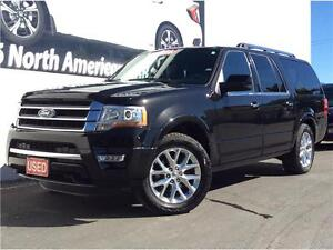 2015 Ford Expedition Max Limited $334 Bi-Weekly