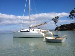 CATAMARAN SIMPSON 28' Penna Sorell Area Preview