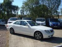 2003 MERCEDES BENZ S CLASS S280 4dr Auto