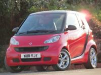 Smart fortwo 0.8cdi ( 54bhp ) Softouch 2011MY Pulse £0 ROAD TAX