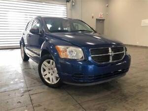 2010 Dodge Caliber SXT, $95 BW, FWD,WINTER TIRES,#587-400-0662