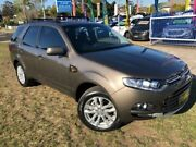 2013 Ford Territory SZ TS (RWD) Brown 6 Speed Automatic Wagon Dapto Wollongong Area Preview