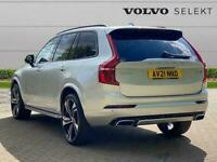 2021 Volvo XC90 2.0 B5P [250] R Design 5Dr Awd Gtron Auto Estate Petrol Automati