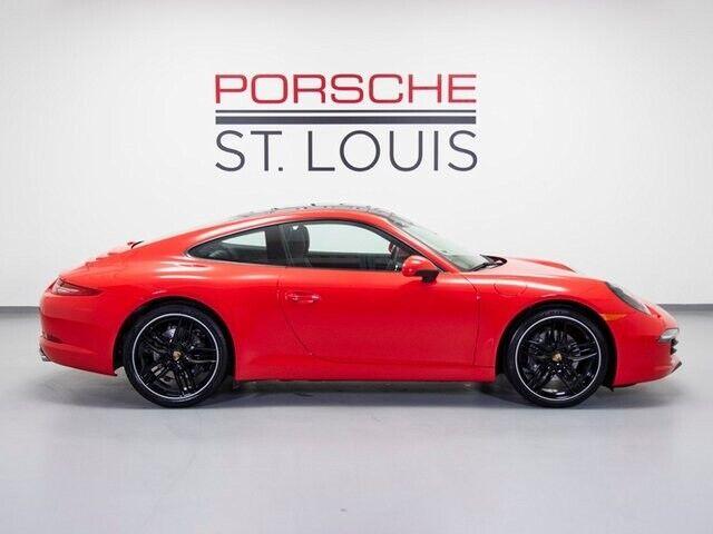 Image 3 Coche Americano usado Porsche 911 2015