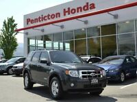 2008 Ford Escape XLT V6 w/ Sunroof and Leather Winter Package