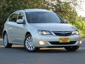 2009 Subaru Impreza G3 MY09 RX AWD Gold 4 Speed Sports Automatic Hatchback Blair Athol Port Adelaide Area Preview