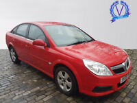 VAUXHALL VECTRA 1.9 CDTi Exclusiv [120] 5dr (red) 2008