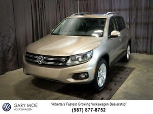 2015 Volkswagen Tiguan ON SPECIAL!! 4 MOTION AWD