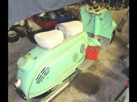 IWL SR59 1960 Berlin Scooter 1960