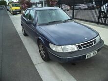 1995 Saab 900 S Blue 4 Speed Automatic Hatchback Somerton Park Holdfast Bay Preview
