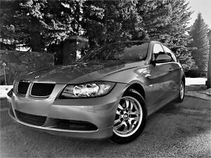 2006 BMW 323i Automatic One Owner Low Km Must See $10,995.00