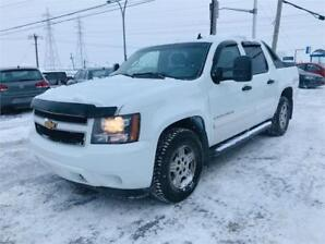 2007 Chevrolet Avalanche LS 4X4