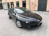 Alfa Romeo 159 1.9 JTDM 16v Lusso,2006 ,2OWNERS,ERVICE HISTORY,2 KEYS,3 MONTHS WARRANTY