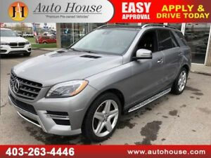 2014 MERCEDES ML550 NAVIGATION BACKUP CAMERA 2 DVD SCREENS