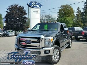 2015 Ford Super Duty F-350 Lariat *LEATHER* *SUNROOF*