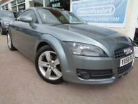 Audi TT Coupe 2.0T FSI 2008 S/H inc Cam Belt & Water Pump @ 96k P/X Swap