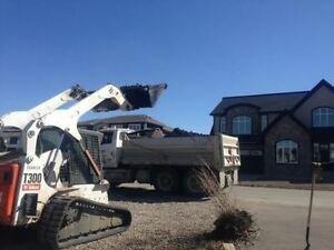 dump truck and excavation services